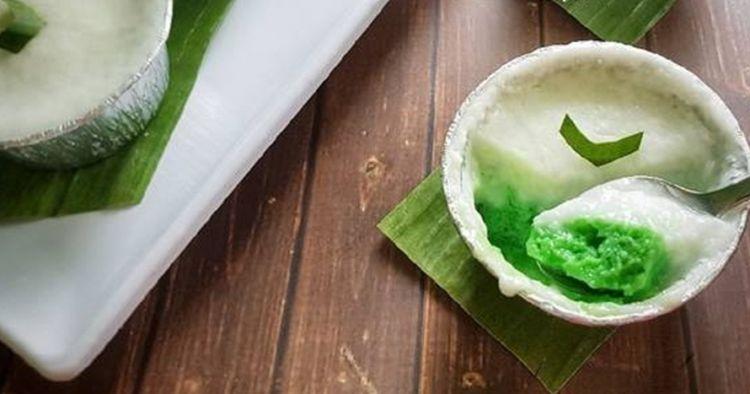 Bikin kue lumpur surga, dessert khas Banjarmasin yang pas untuk takjil