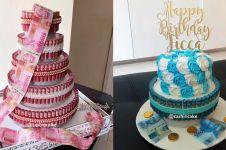 7 Kreasi money cake, kue kekinian yang bakal bikin kamu kaya seketika