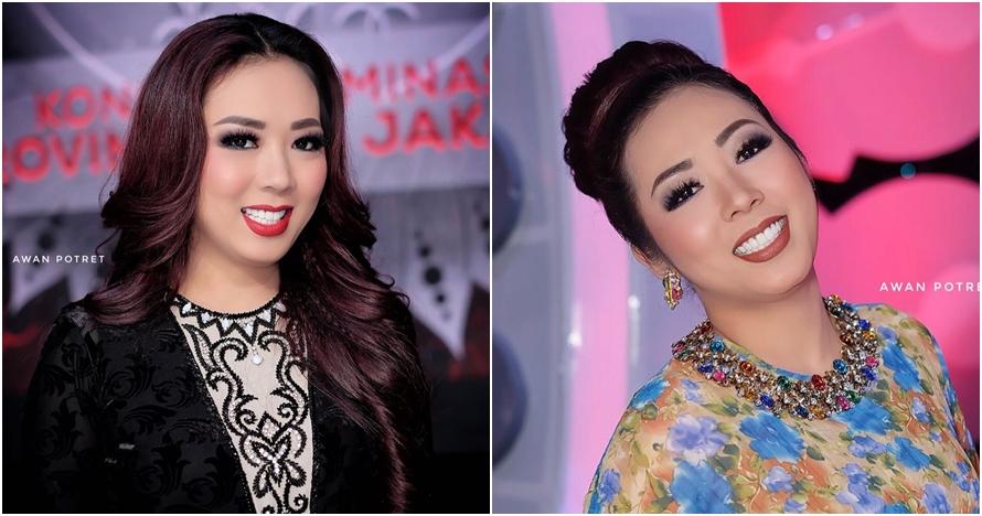 5 Gaya kocak Soimah promosikan sarung Sudjiwo Tejo, bikin ngakak gemes