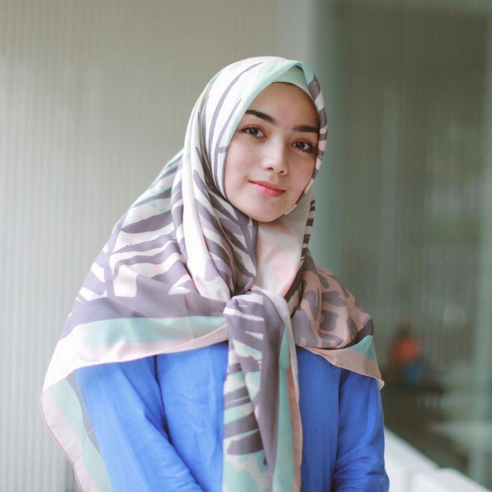 Citra Kirana Hijab Model