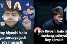 Receh pol, 7 pelesetan nama Roy Kiyoshi ini bakal ceriakan harimu