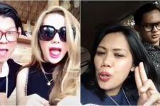 10 Aksi seleb Indonesia bikin video Tik Tok, ada yang gayanya centil