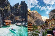 11 Spot wisata dunia bak negeri dongeng ini indah bikin berdecak kagum
