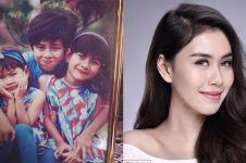 8 Transformasi Syahnaz Sadiqah, dari anak polos hingga presenter hits