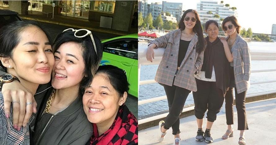 Susul adik ke Kanada, ini 10 momen hangat Gracia Indri & Gisella Cindy