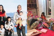 9 Penampakan kamar anak Nia Ramadhani, koleksi mainannya bikin melongo