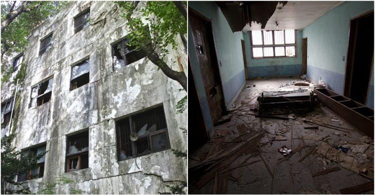 Lama terbengkalai, ini 4 fakta mencekam rumah sakit jiwa Gonjiam