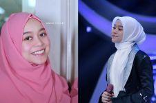 8 Potret Lesty Kejora dengan balutan hijab, makin cantik dan memesona