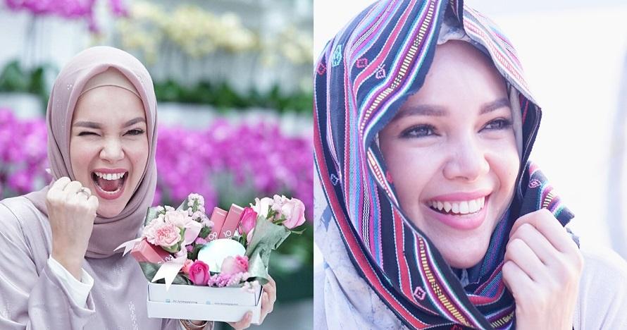 5 Gaya makeup ala Dewi Sandra ini bisa jadi inspirasi saat Lebaran