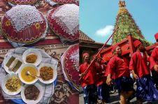 10 Tradisi Lebaran di berbagai daerah Indonesia, indahnya kebersamaan