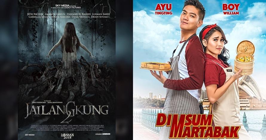 Dari komedi hingga horor, 5 film ini siap temani libur Lebaranmu
