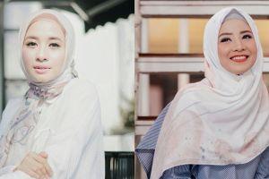 Gaya hijab ala 8 selebriti Tanah Air ini bisa jadi inspirasi Lebaran