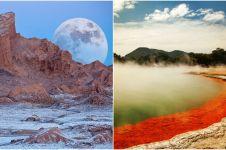 Bukan editan Photoshop, 9 keajaiban alam ini ternyata benar-benar ada