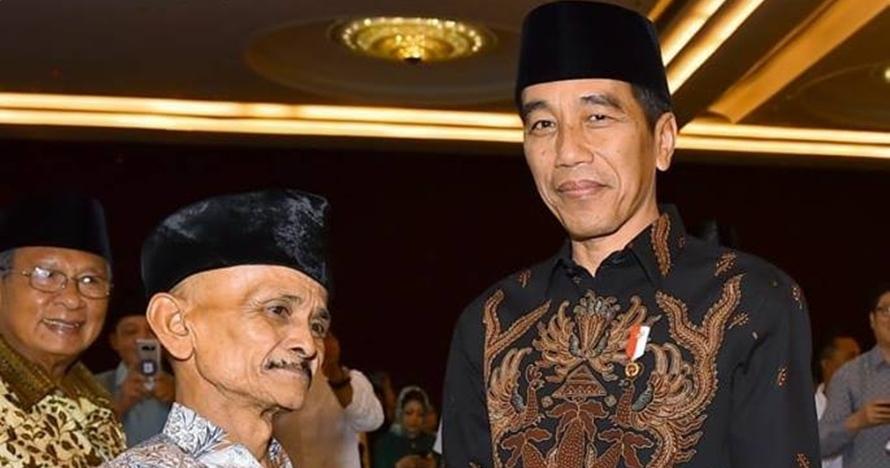 Bertemu Jokowi, permintaan tukang sampah jujur ini bikin nangis haru