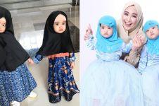 5 Anak seleb ini sejak belia sudah kenakan hijab, tuai pujian