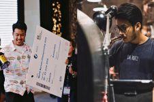10 Aksi Muhammad Aga, wakil Indonesia di kejuaraan barista dunia 2018