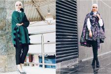 10 Gaya OOTD ala Dalal Al Doub, beauty blogger cantik dari Kuwait