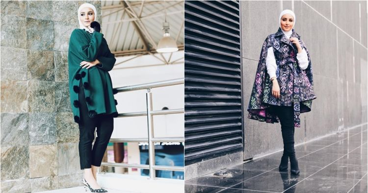 10 gaya ootd ala dalal al doub beauty blogger cantik dari