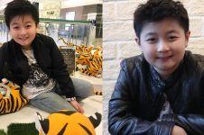 10 Potret gantengnya Kevin Kahuni, pemeran 'Roy Kiyoshi Anak Indigo'