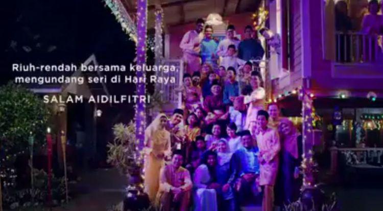Iklan-iklan Lebaran dari Malaysia ini unik dan menyentuh hati