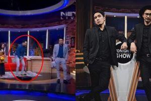 Tak cuma Vincent, 4 seleb pria ini pernah alami celana sobek saat live