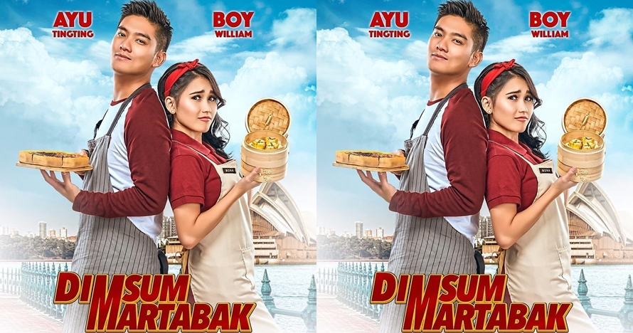 5 Fakta film Dimsum Martabak yang dibintangi Ayu Ting Ting