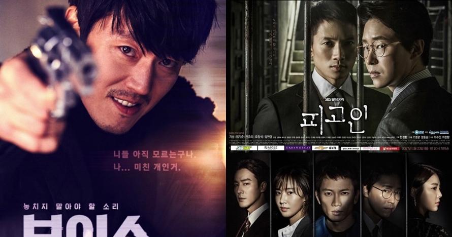 Nggak melulu romance, 5 drama Korea bergenre crime ini wajib ditonton