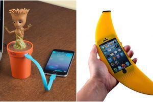 8 Aksesori smartphone dengan desain paling cute, wajib punya nih