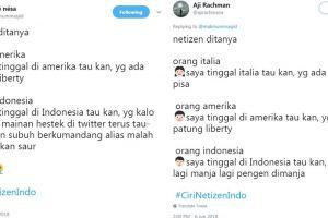 10 Cuitan kocak 'Ciri Netizen Indo' ini bakal bikin kamu ketawa setuju