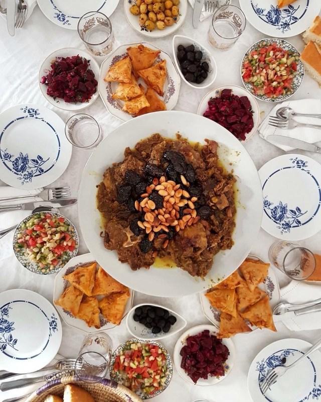 hidangan lebaran berbagai dunia ©thetempest.co