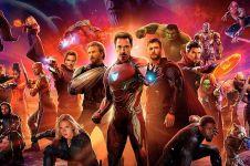 4 Adegan janggal film Avengers: Infinity War, banyak yang nggak sadar