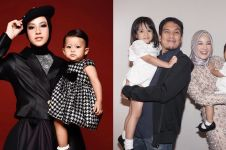 Jadi ibu di usia 20 tahun, begini 8 potret Natasha Rizky momong anak