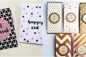 Cute & simpel, ini 8 DIY amplop angpao Lebaran yang bisa kamu tiru
