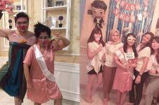 10 Potret kejutan bridal shower Chikita Meidy, wajahnya jadi perhatian