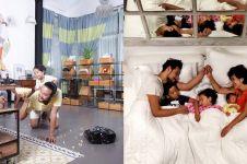 10 Potret rumah mewah Widi Mulia & Dwi Sasono, berkonsep green living