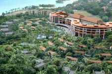 7 Penampakan megahnya hotel tempat pertemuan Trump dan Kim Jong Un