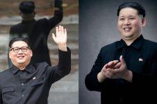 8 Aksi Howard X, 'kembaran' Kim Jong Un yang bikin publik heboh