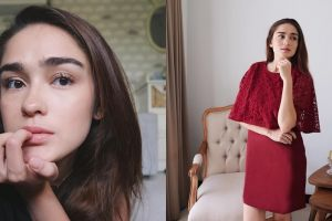 7 Potret Yasmine Wildblood saat berhijab, gayanya bikin hati adem