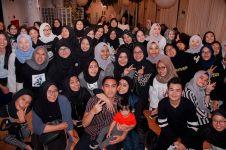 Momen seru 7 seleb buka puasa bareng fansnya di Ramadan 2018
