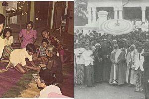 15 Potret jadul suasana Idul Fitri di Indonesia, sederhana dan syahdu