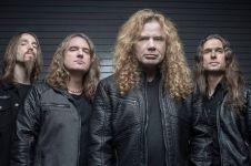 Megadeth kembali guncang Indonesia pada Oktober 2018 mendatang