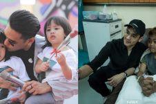 7 Momen Afgan saat bersama anak kecil, terlihat dekat dan hangat