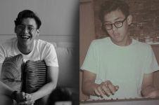 6 Aksi Ardhito Pramono saat bermusik di balik layar, keren abis