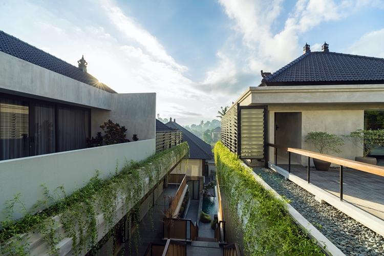 Hotel unik di Ubud yang terinspirasi karya seni ini funky banget lho