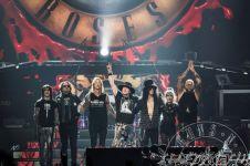 Siap-siap, Guns N' Roses bakal menggebrak Jakarta November mendatang