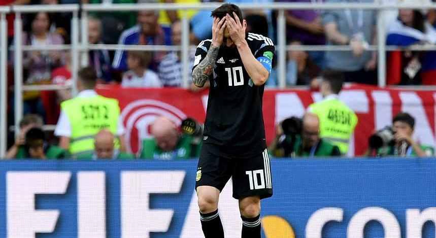 Komentar mengejutkan Lionel Messi setelah gagal penalti