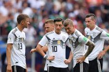 Baru bergulir 5 hari, 8 potret kejutan Piala Dunia