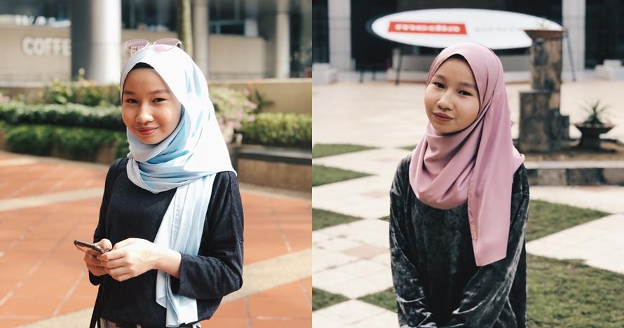 9 Pesona Nur Iman Safiyah, remaja imut pengusaha hijab asal Malaysia