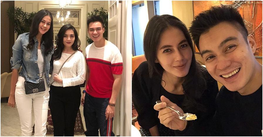 Baim Wong posting foto bareng kekasihnya, komentar Chicco jadi sorotan