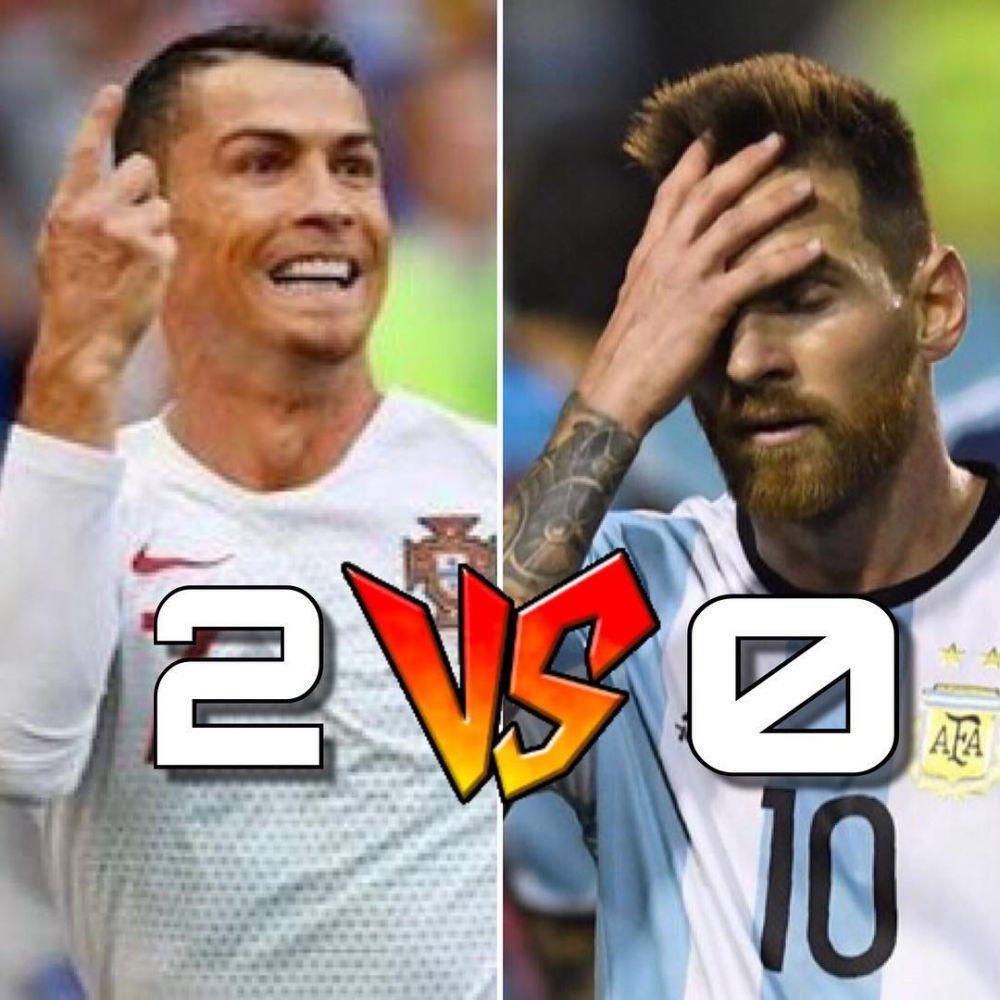 Argentina Dibantai Kroasia Ini 10 Meme Lionel Messi Yang